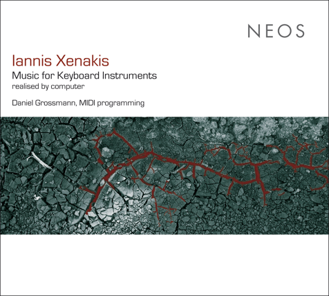 Cover der Xenakis-Grossmann-CD